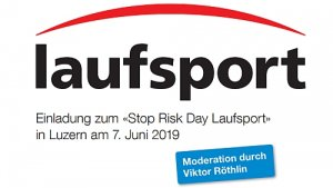 2019 Visana Stop Risk Day Laufsport